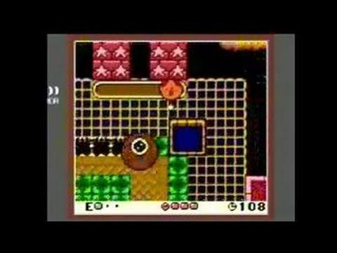 Kirby Tilt 'n' Tumble Game Boy