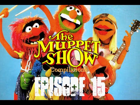 The Muppet Show Compilations - Episode 15: The Electric Mayhem's songs (Season 1)