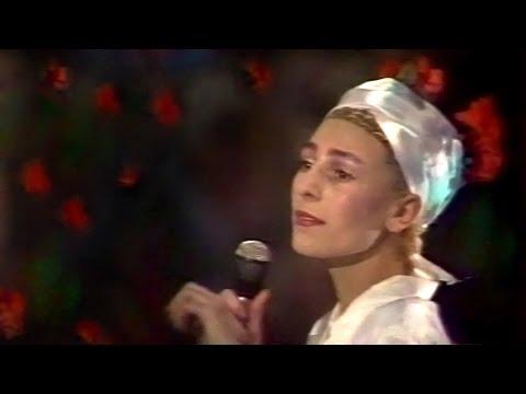"""Жанна Агузарова - Звезда (""""Музыкальный ринг"""" 1989)"""