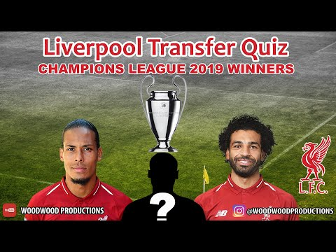 Liverpool FC  - Guess The Football Player Transfer History Quiz 2019 - Hard But Fun