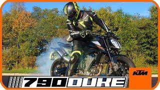 8. KTM 790 Duke Review