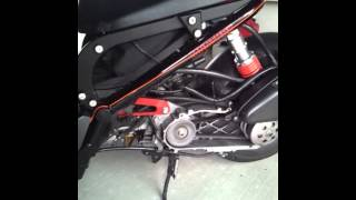 7. PWJDM Engine Extension for Honda Ruckus