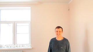 Потолок (2 уровня) 56 м<sup>2</sup>