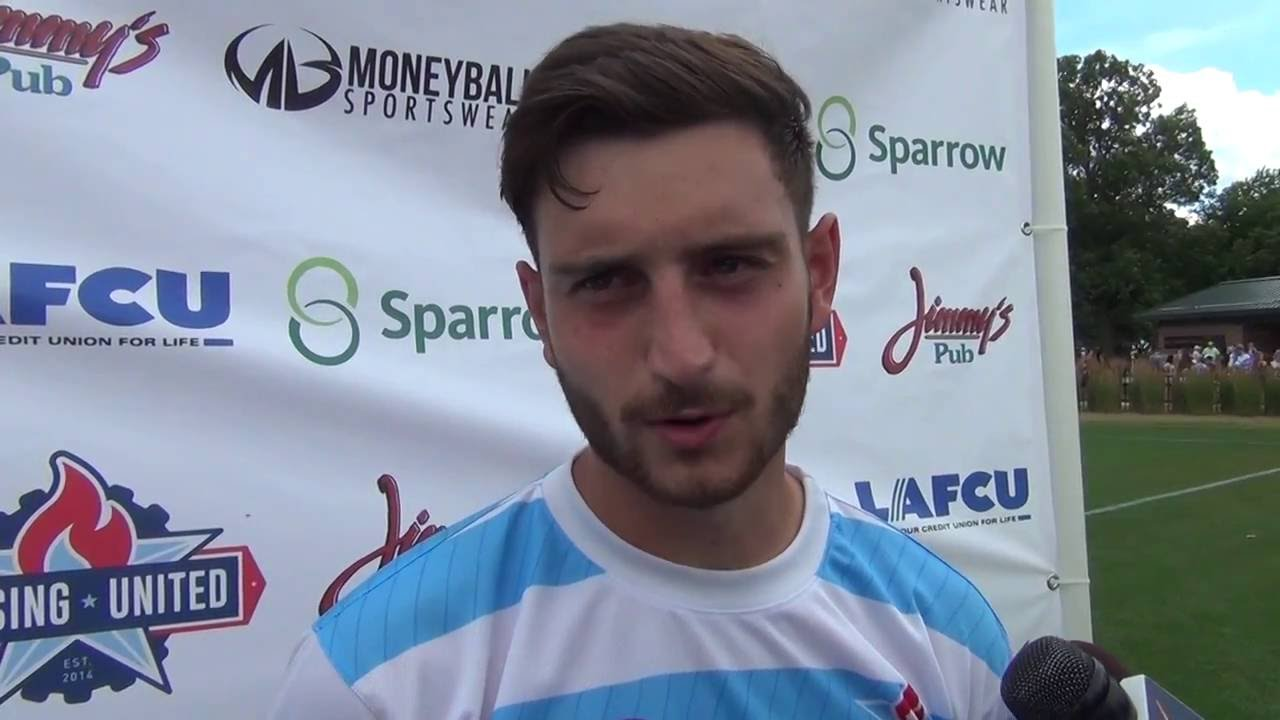 Lansing United 3-1 Detroit City Post game 10 July 2016