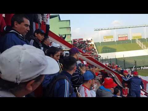Moron 2 vs Patronato 0 copando banfield - Los Borrachos de Morón - Deportivo Morón