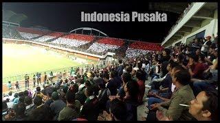 Video INDONESIA PUSAKA dan KOREO MERAH PUTIH oleh BRIGATA CURVA SUD MP3, 3GP, MP4, WEBM, AVI, FLV Oktober 2018