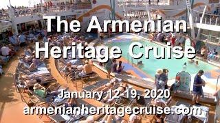 Armenian Heritage Cruise 2020
