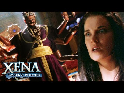 Xena Fights the King of the Demons | Xena: Warrior Princess