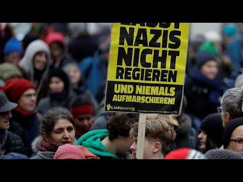 Μαζικές αντικυβερνητικές διαδηλώσεις στην Αυστρία
