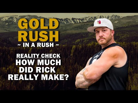 Gold Rush (In a Rush) | Season 10 Reality Check | Rick's Season 10 Totals