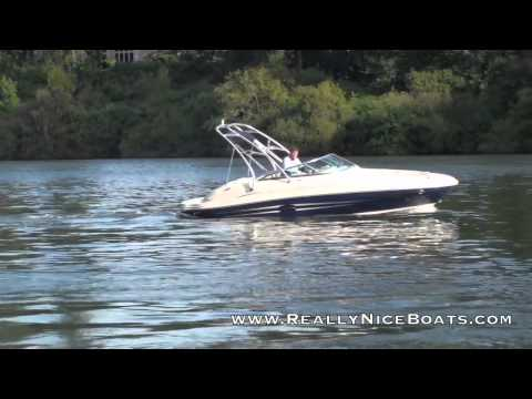 2008 Sea Ray 200 Sundeck for sale. This excellent condition boat is ...