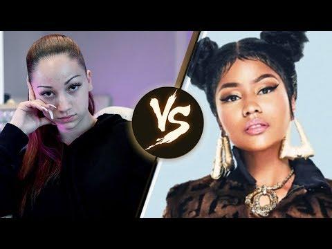 Danielle Bregoli Throws SHADE At Nicki Minaj! Is This War?!
