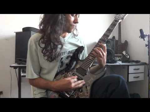 IBANEZ GUITAR SOLO COMPETITION - WALSUAN MITERRAN ARTISTA IBANEZ NO BRASIL