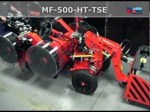 MF500-HT-TSE Hydrostatic Transmission Training Siumulator