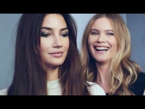 Victoria's Secret Angels And Selena Gomez Lip Sync - Hands To Myself