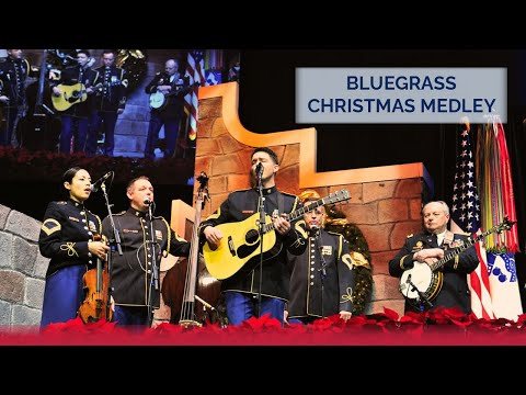 Bluegrass Christmas Medley | The U.S. Army Band's 2015 American Holiday Festival