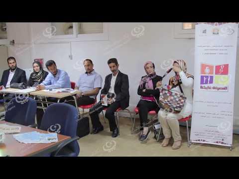 أعضاء تدريس من الجامعة الأسمرية في ضيافة كلية الفنون والإعلام