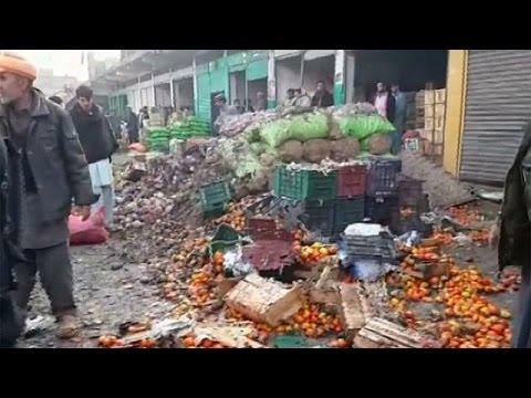 Πακιστάν: Πολύνεκρη επίθεση σε πολυσύχναστη αγορά στα σύνορα με το Αφγανιστάν