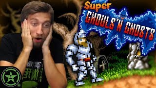 Ultimate Double-Jump Betrayal - Super Ghouls 'N Ghosts | Play Pals by Let's Play