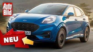 Ford Puma (2020): Neuvorstellung - SUV - Info - Preis by Auto Bild