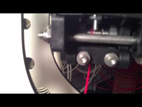 Trying to calibrate Bowden Extruder on Rostock Max 3D Printer