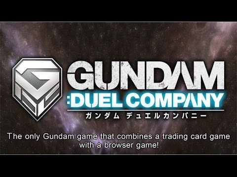 duel - Free Registration/Free to Play! The only Gundam card game in the world that combines trading card game and browser game! GUNDAM: DUEL COMPANY.