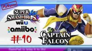 Captain Falcon amiibo training – Super Smash Bros. amiibo  10