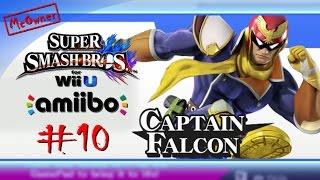 Captain Falcon amiibo training – Super Smash Bros. amiibo  10