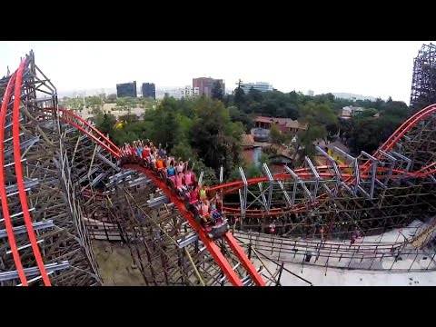 six - Check out this AWESOME video of Medusa that Six Flags Mexico sent us!
