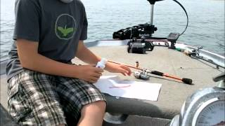 Kick 'N Bass on Lake Lanier