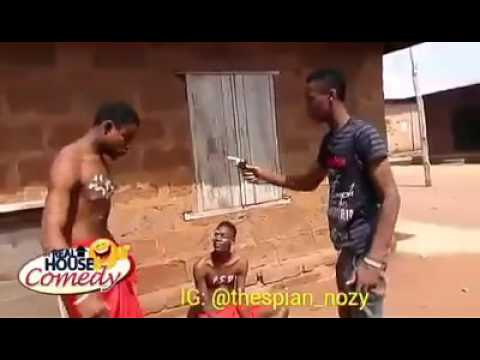 Africa's Strongest Native doctor (Nigerian Comedy)