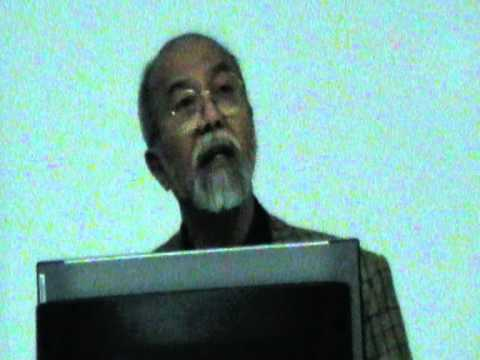 SMILE 2012: This is our History (Prof Ahmat Adam) - part 1