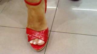 Sexy Red Sandal- Sexy Red Heels