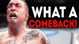 Video Top 10 Greatest Comebacks In MMA MP3, 3GP, MP4, WEBM, AVI, FLV Juni 2019