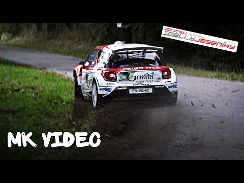 rally jeseníky 2014 best movie