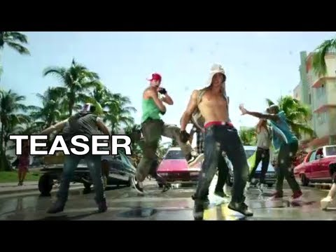 Step Up 4 Official Teaser Trailer - Miami Dance Movie (2012) Video