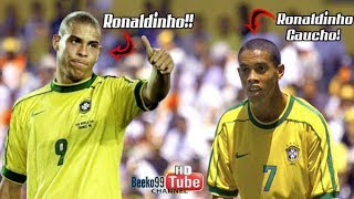 Video When Ronaldo And Ronaldinho Played Together For The First Time MP3, 3GP, MP4, WEBM, AVI, FLV Mei 2019