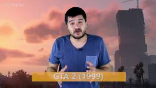 GTA 1'den GTA 5'e İşte GTA'nın Mükemmel Gelişimi! (webtekno)