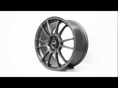 Диски OZ Racing ULTRALEGGERA, цвет MATT GRAPHITE SILVER
