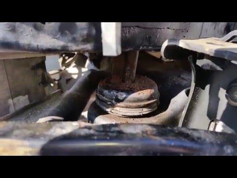 Подушки кузова ниссан патрол y61 ремонт