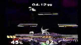 Melee match from 2003 between Isai and Eddie. Items were used in some areas at the time this set occurred.