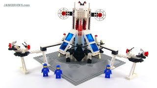 Video LEGO Classic Space 6972 Polaris I Space Lab from 1987! MP3, 3GP, MP4, WEBM, AVI, FLV Oktober 2018