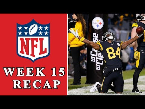 Video: NFL Week 15 Recap: Patriots continue to struggle, Vikings dominate, Cowboys get shutout | NBC Sports
