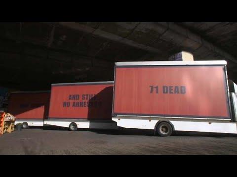 #Justice4Grenfell: Mit 3 Billboards gegen das Verge ...
