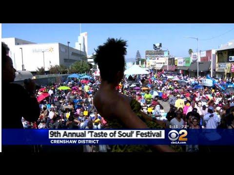 CBS News Taste of Soul Festival
