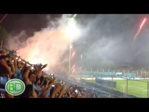 Hinchada Belgrano vs Estudiantes RC - Los Piratas Celestes de Alberdi - Belgrano