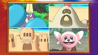 UK: New Pokémon Are Ready for Adventure in Pokémon Sun and Pokémon Moon! by The Official Pokémon Channel