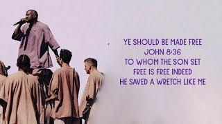 Kanye West - Selah (Lyrics)