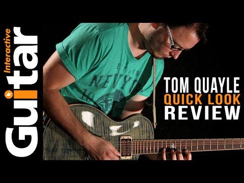Destroy All Guitars - James Collins GTS #020