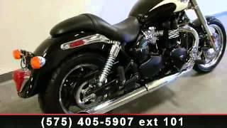 9. 2011 Triumph Speedmaster - RideNow Powersports Peoria - Peo